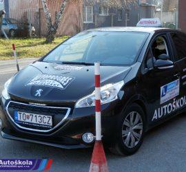 Autoškola Autoprogres - Cvičisko